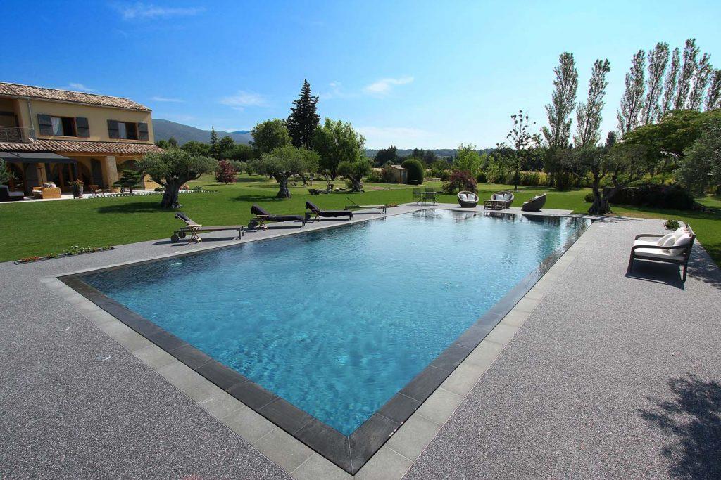 piscine bords originale